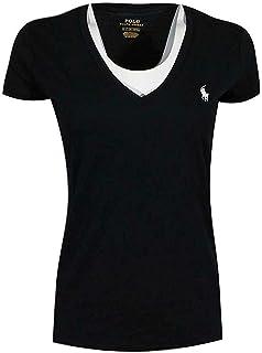 Ralph Lauren Sport Women's Lightweight V-Neck T-Shirt