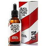 50ml Blackforest Beard Co. Essential Bart-Öl | Zeder & Minze Duft | Handgemacht im Schwarzwald | Mit Provitamin B5 | Perfekte Bart-Pflege für gesundes & kräftiges Bart-Haar