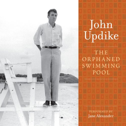 The Orphaned Swimming Pool cover art