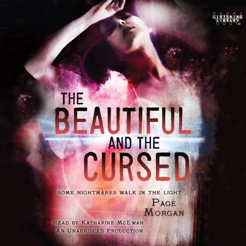The Beautiful and the Cursed audiobook cover art