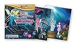 QuackDuck Diseño 3D Fairy Magical World – Creating 3D Sparkling Images – Mundo mágico – Imágenes 3D brillantes – Bloc para niños a partir de 5 años (6002)