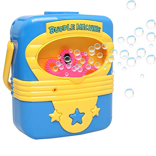 Ellien Máquina de Burbujas Máquina Bubble, Bubble Máquina automática...