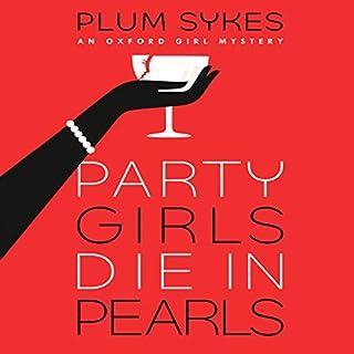 Party Girls Die in Pearls cover art