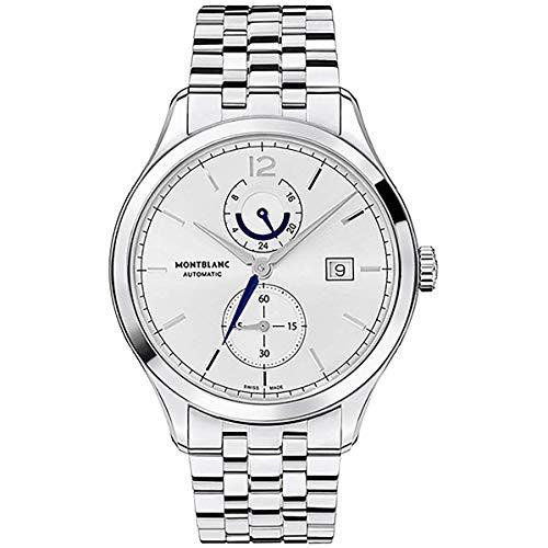 Montblanc Heritage Chronometrie Dual Time Mens Watch - 112648