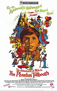 The Phantom Tollbooth Movie Poster (27 x 40 Inches - 69cm x 102cm) (1969) -(Butch Patrick)(Mel Blanc)(Daws Butler)(Candy Candido)(Hans Conried)(June Foray)
