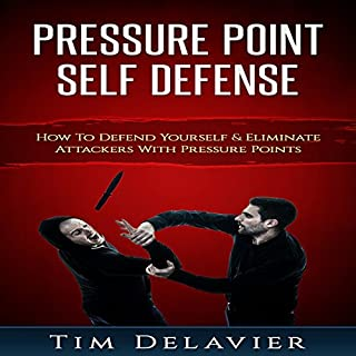 Pressure Point Self Defense audiobook cover art