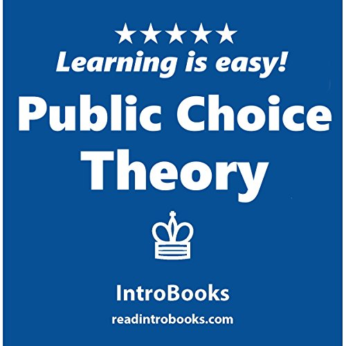 Public Choice Theory cover art