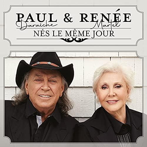 Paul Daraîche & Renée martel