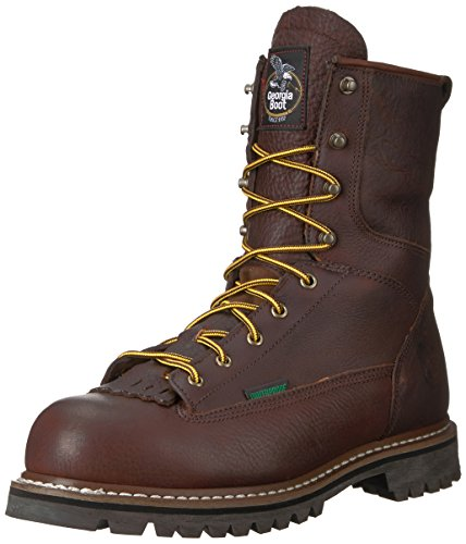 Georgia G103 Mid Calf Boot