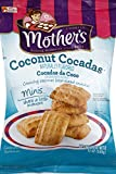 Mother's Cookies Coconut Cocadas 12 Oz. Bag (Pack of 4)