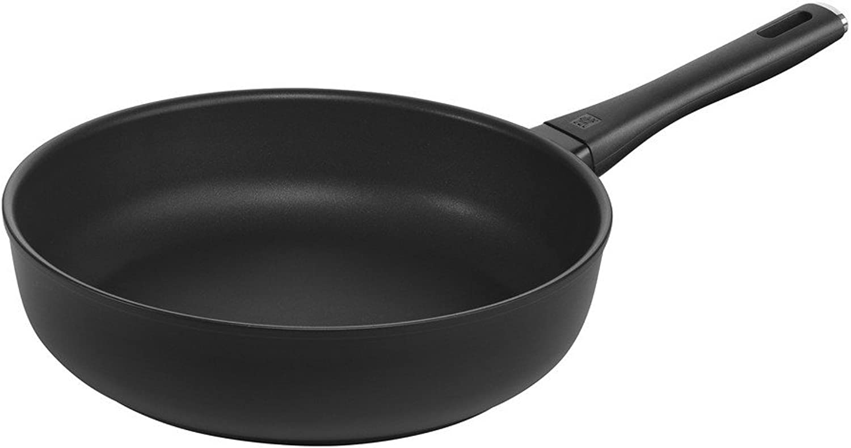 Zwilling JA Henckels 66290-286 Madura Aluminum Deep Fry Pan, 11 , Black