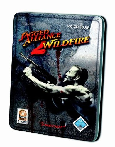 Jagged Alliance 2 - Wild Fire (Metal-Pack)