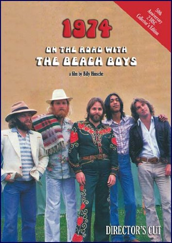 1974 On The Road With The Beach Boys