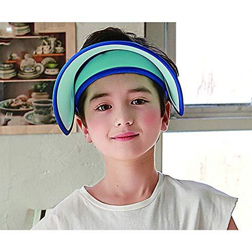 BARBEDINGROSE Der Hutvisierjungen-Hutkappensommerkindersonnenhut Der Kinder Scherzt Lichtschutz,D,M