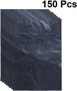 Moent Autocollant Tableau Noir Amovible Wandaufkleber Tableau r/éinscriptible Sticker Mural Bureau et Papeterie