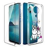 LYZXMY Coque pour Nokia 3.4 + Verre trempé écran Film Protecteur -...