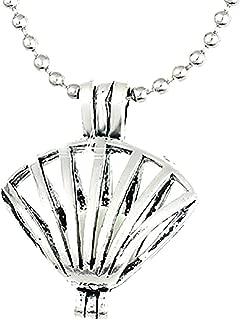 PandaHall- Perlas Conchas Forma Espiral 18-20mm Coquillage Bronceado