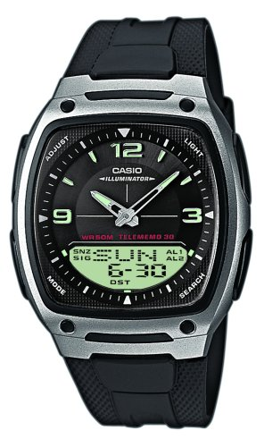 Casio Collection Herren-Armbanduhr AW 81 1A1VES