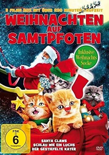 Weihnachts Katzenbox Christmas Edition