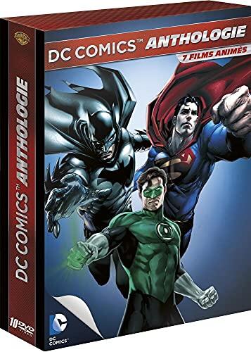 DC Comics Anthologie-7 Films animés