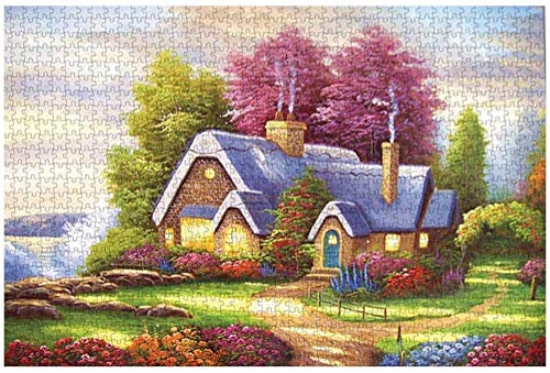 Baby Spielzeug Rompecabezas Adultos 1000 Piezas,Rompecabezas para Amantes, Rompecabezas para Adultos, Jigsaw Puzzles Classic