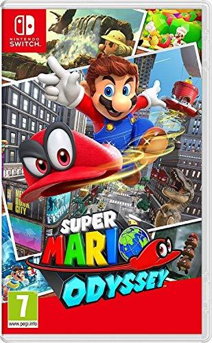Super Mario Odyssey...