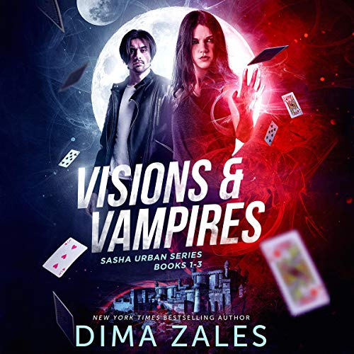 Visions & Vampires cover art