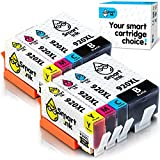 Smart Ink Compatible Ink Cartridge Replacement for HP 920 XL 920XL (2BK & 2C/M/Y 8 Pack Combo) to use with HP Officejet 6000 6500 6500A 7000 7500A 7500