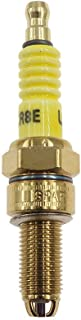 Frieed 1pc CR8E À Trois Électrodes en Alliage De Nickel De Bougie D'allumage Moto De Haute Performance Bougie for CR8EB Re...