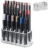 Soporte Acrílico Eye/Lip Liner veranstalter & Beauty Care 26, ofrece Espacio–byalegory (Clear)