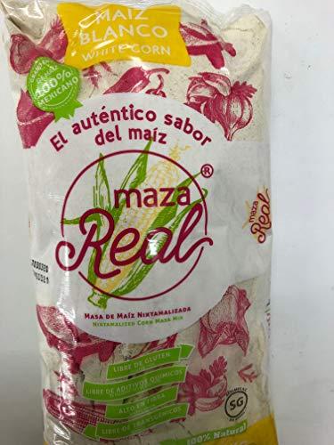 メキシコ産マサ(白)1Kg MASA REAL BLANCO(マサレアル)とうもろこし 粉