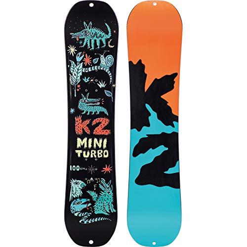 K2 Mini Turbo 075 11D0028.1.1.075 - Tabla de Snowboard para niño