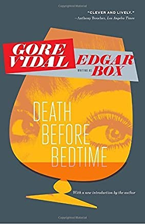 [Death Before Bedtime] [By: Vidal, Gore] [March, 2011]