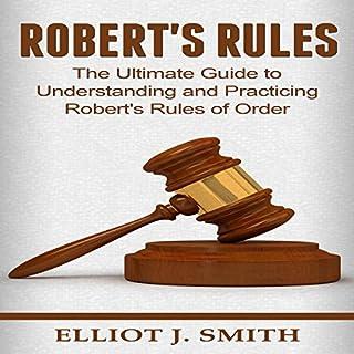 Robert's Rules cover art