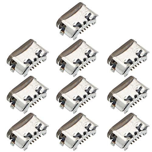 YIJINYA ESHOP Mobilephones - Conector de puerto de carga para Motorola Moto G3 / Moto G (3ª generación) XT1541 XT1540 XT1548 XT1550