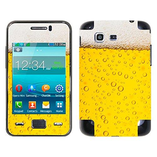 DISAGU SF-105337_906 Design Skin für Samsung S5220R Rex 80 - Motiv Bier_nah