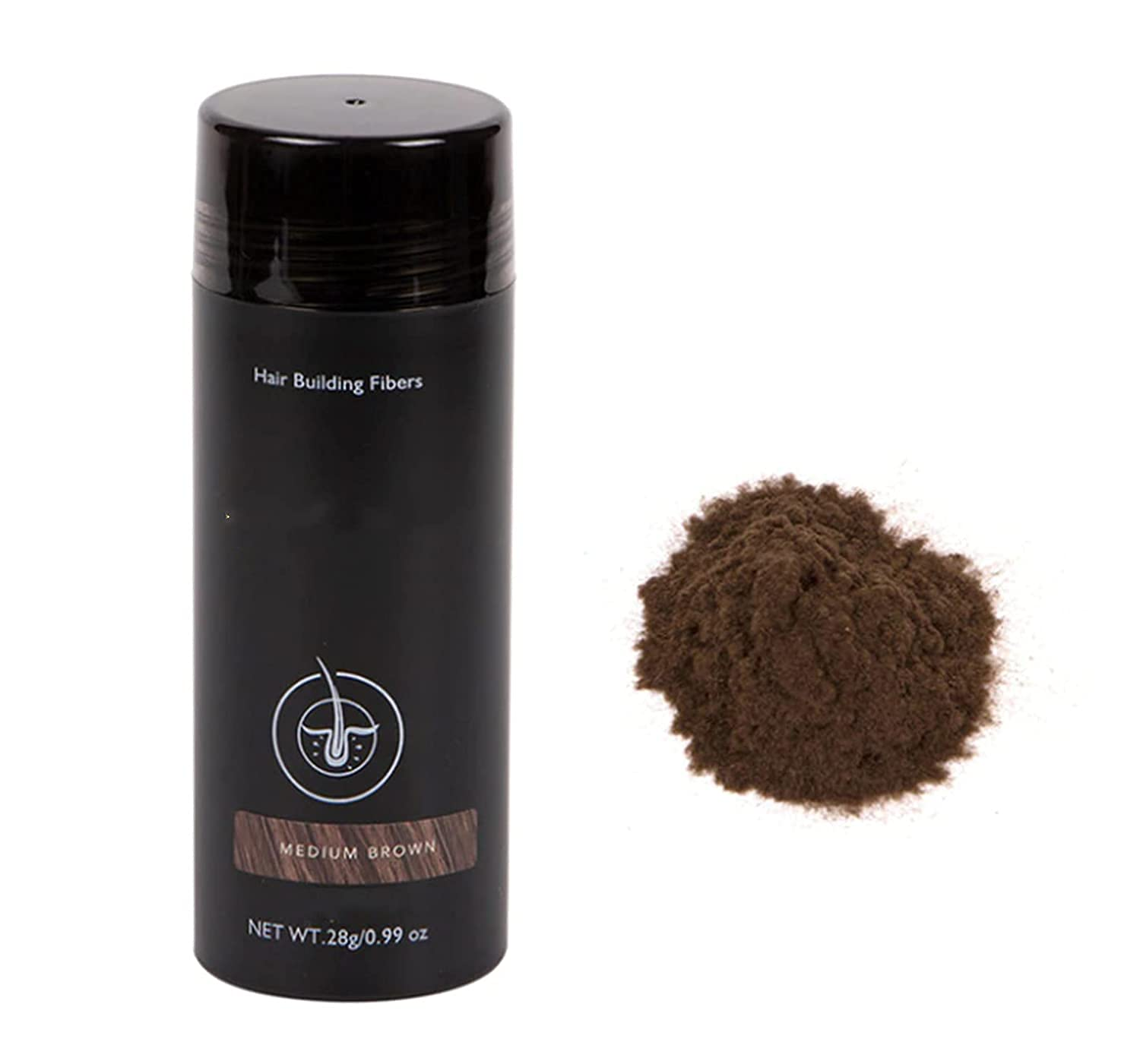 Award-winning OFFer store 8 Colors Hair Building Fibers Powder Natural K with