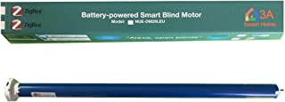 25mm Smart ZigBee Battery Roller Blind Motor for Upgrading Existing Normal Blind with Alexa Voice Control and Home Automation