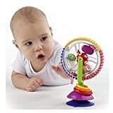 Lishy Baby Ferris Wheel Rotating Wheel Windmill Bell Toddler Play Toys Child Kids