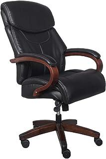 Las sillas de Escritorio Alta Parte Posterior del Cuero Bonded Silla de Oficina Sillón Giratorio Ordenador Silla del Personal Ascensor y la función de rotación, ergonómico y cómodo