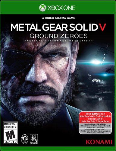 Konami Metal Gear Solid V - Juego (Xbox One, Acción, Básico)