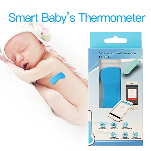 Thermometer Wireless Smart Wireless Baby's Thermometer...