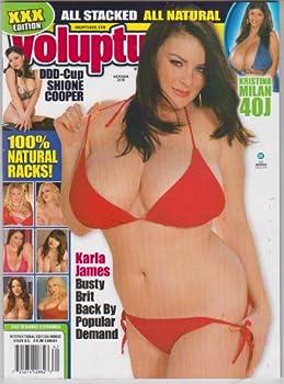 Voluptuous Magazine October 2010