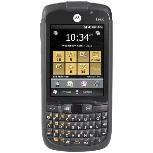 Unlocked Motorola ES405B Black Qwerty GSM/CDMA Smartphone WiFi capable