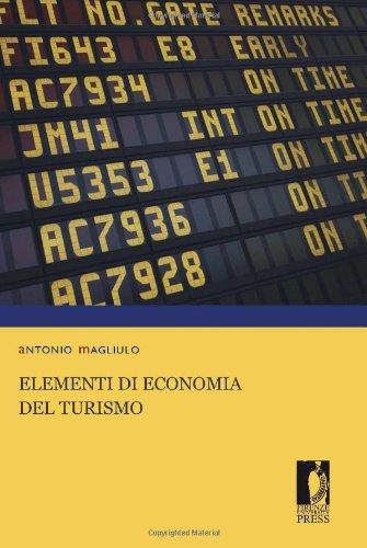 Elementi di economia del turismo
