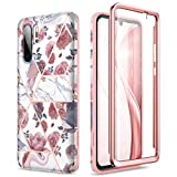 SURITCH for Huawei P30 Pro Case 360 Protection Silicone