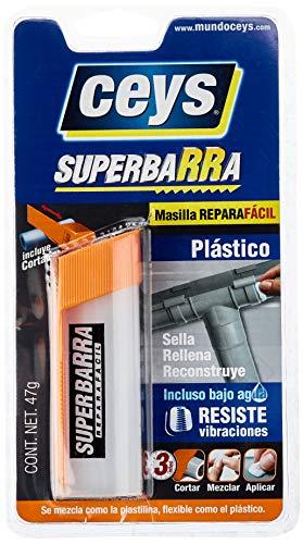 CEYS CE505031 Reparador masilla epoxi plasti, Azul, 0