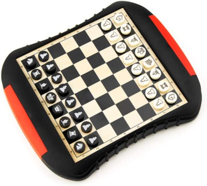 YHYH Chess Plastic Magnetic Game Storage Max 63% OFF Set Bombing free shipping Drawers with