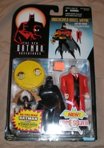The New Adventures of Batman Undercover Bruce Wayne / Batman