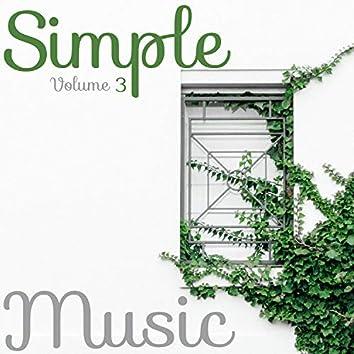 Simple Music, Vol. 3
